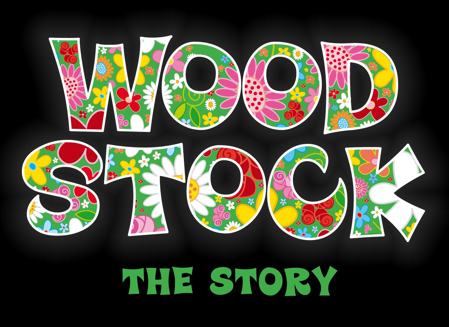 woodstock_flowerlogo_zwart